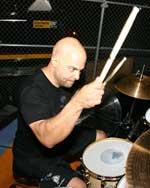 Drummer Jordan Burns