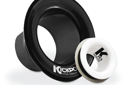 KickPort/FX bass drum system