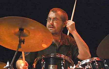 Drummer Kevin Zubek