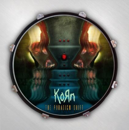 Korn Paradigm Shift