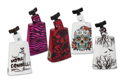 Showroom: New Graphics and Colors Offered in LP's Collect-A-Bell Series