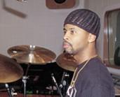drummer Lil' John Roberts