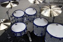 Mapex Drums at PASIC 2013
