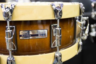 Taye Snare Drum at Pasic 2013