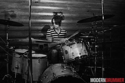 Producer/Songwriter Marti Frederiken Drummer Blog