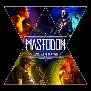Mastodon Live at Brixton