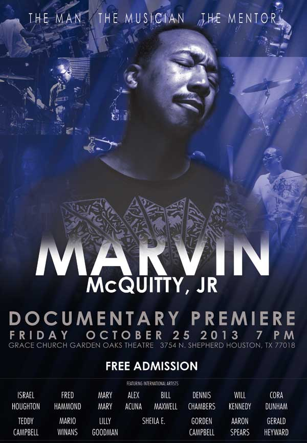 Marvin McQuitty Jr. Documentary