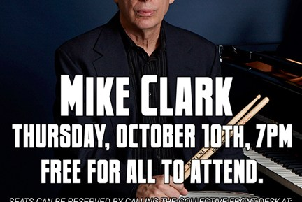Drummer Mike Clark Free Clinic