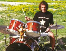 Ryan Moore of Twilight Circus Dub Sound System