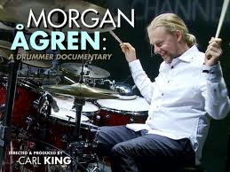 Drummer Morgan Agren