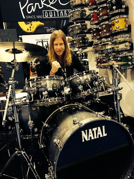 Nate Arling of The Last Vegas and Urge Overkill