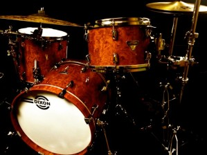 Product Close-Up: Dixon Artisan Select Drumset