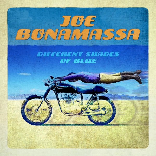 Joe Bonamassa's Different Shades of Blue