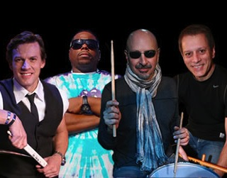Thomas Lang, Aaron Spears, Steve Smith, and Dave Weckl Appearing at Cleveland Drum Fantasy Camp
