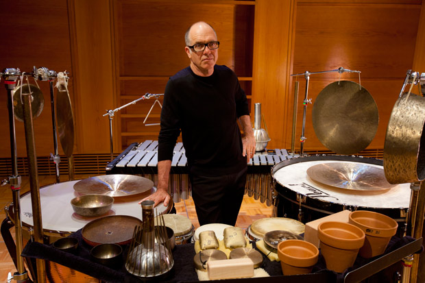 Percussion Master Steven Schick to Perform Special Solo Concerts