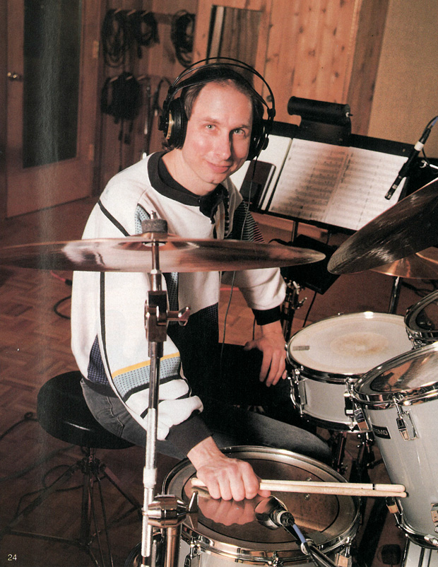 Nashville Studio Great, drummer Tommy Wells