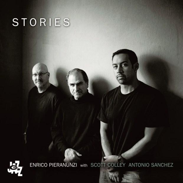 Online review Enrico Pieranunzi Stories