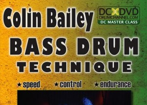 Bass Drum Technique By Colin Bailey