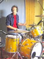 Patrick Berkery drummer blog