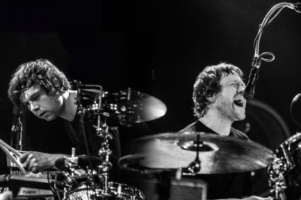 Paul Weller's Dynamic Drum Duo: Ben Gordelier and Steve Pilgrim