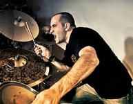 drummer John Macaluso