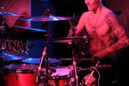 Drummer Pilot of Louna Blog