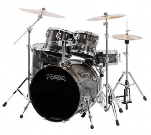 Premier Spirit of Maiden Drumset