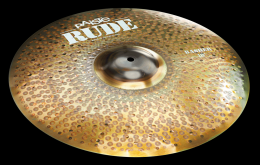 Paiste RUDE Basher 18