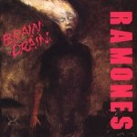 Ramones - Brain Drain (album cover)