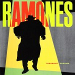 the Ramones - Pleasant Dreams (album cover)