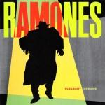 the Ramones - Pleasant Dreams (album cover)