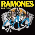 the Ramones - Road To Ruin (album cover)
