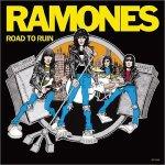 the Ramones - Road To Ruin (album cover)