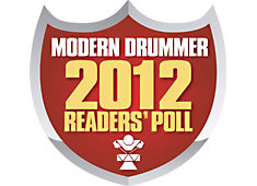 Cast your vote in the 2012 Modern Drummer Readers' Poll