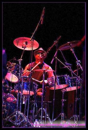 Drummer Rhythmm Epkins