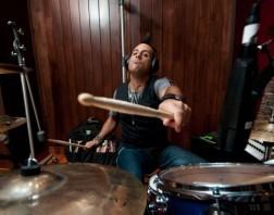 Drummer Rich Redmond