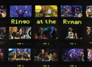 RINGO AT THE RYMAN DVD
