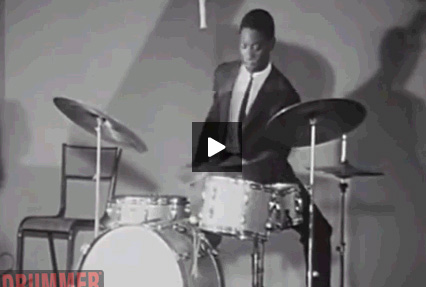Drummer Roger Humphries