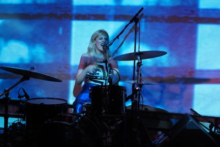 Drummer Blog: Rosie Slater of New Myths on Creating the Groove