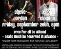 Drummers  Steve Jordan and Leroy Clouden Drum Clinic