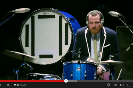 Watch part 4 of this video featuring Darren King of Mutemath's special performance at Guitar Center's 2012 Drum-Off Grand Finals at Club Nokia in Los Angeles on January 19th, 2013.
