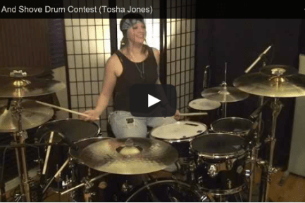 Adrian Young Drum Contest Winner Announced