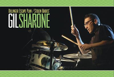 Drummer Gil Sharone