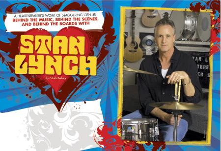 Drummer Stan Lynch
