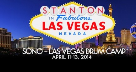 Stanton Moore Announces SONO Las Vegas Drum Camp in April