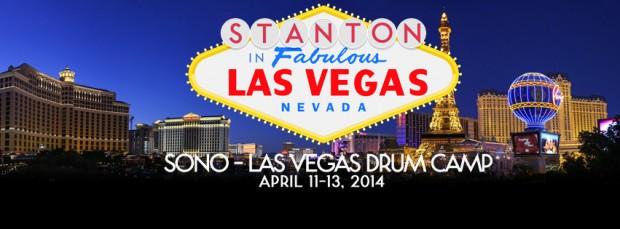 Stanton Moore Announces SONO Las Vegas Drum Camp in April