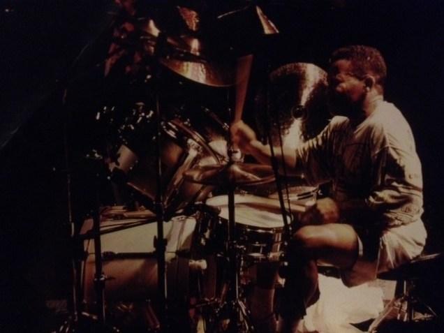 Steve Potts of Paul Rodgers