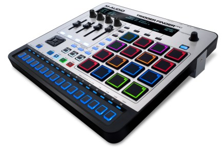 M-Audio and Toolroom Records Announce International Competition for Trigger Finger Pro Users