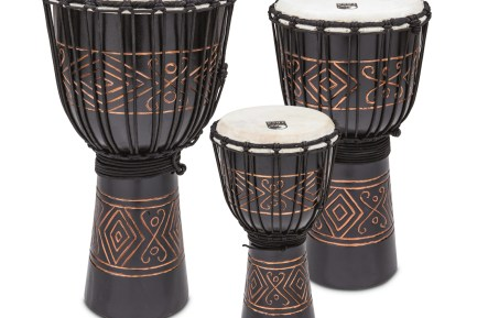 Toca Unveils New Djembe Finishes Group