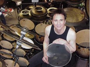 Drummer Terry Bozzio